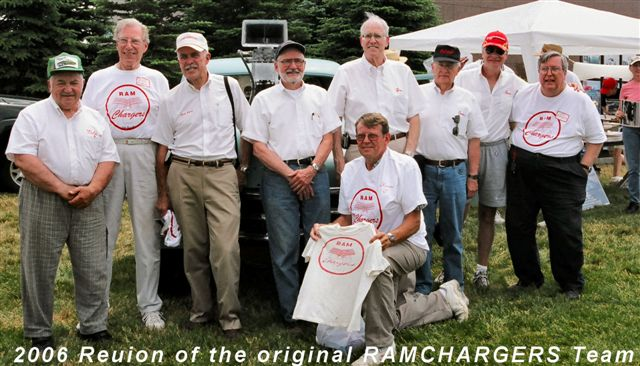 The Ramchargers Team 2006